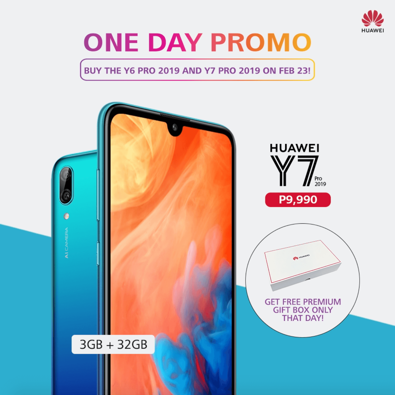 Huawei Y6 Pro 2019 and Y7 Pro 2019 Available in Stores