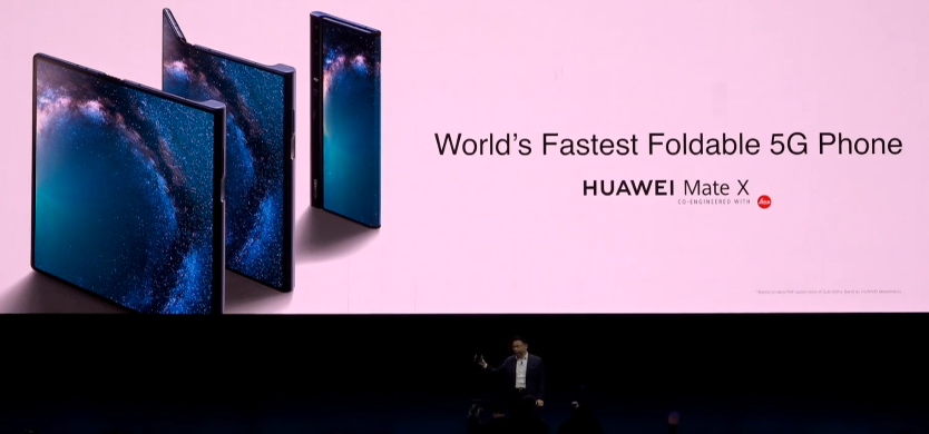 huawei mate x, Huawei Mate X Goes Official: A Foldable Phone with a Kirin 980 and 5G!, Gadget Pilipinas, Gadget Pilipinas