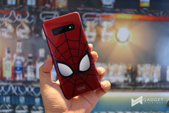 Be super with Samsung Galaxy S10 Galaxy Friends x Marvel