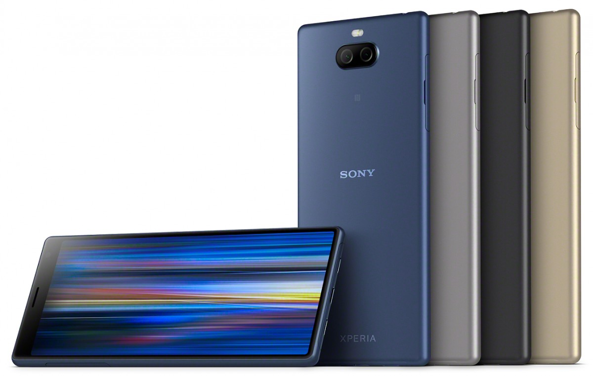 Sony Xperia 10 and 10 Plus unveiled – Gadget Pilipinas