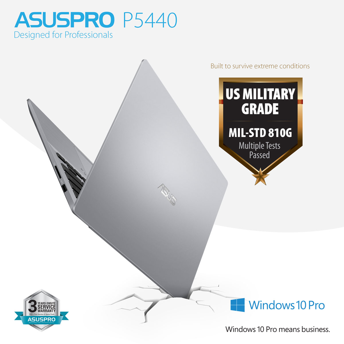 asuspro p5440, The ASUSPRO P5440 is the perfect partner for doing business, Gadget Pilipinas