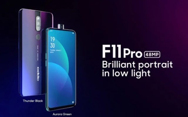 Oppo F11 Pro, OPPO F11 and F11 Pro launched in India, Gadget Pilipinas, Gadget Pilipinas