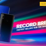 Record-breaking: realme 3 is the fastest-selling smartphone under PhP10k on Shopee!