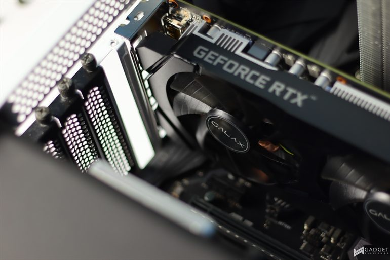 Galaxy RTX 2060 Product Photo Review 28