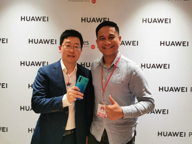 Huawei on redefining and rewriting the rules
