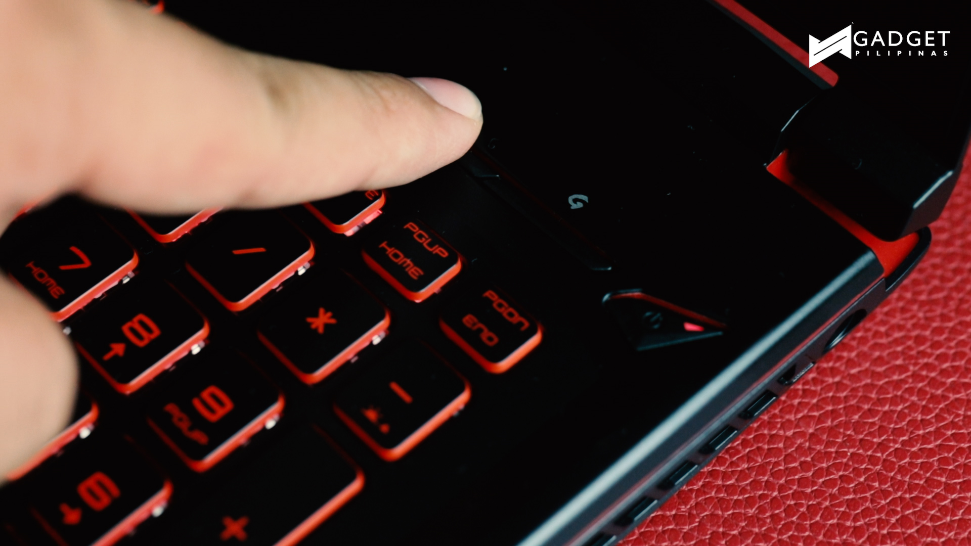 MSI GS63 8SE Review 6