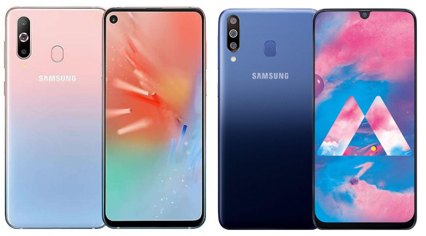 Samsung Launches Galaxy A40s and A60 in China