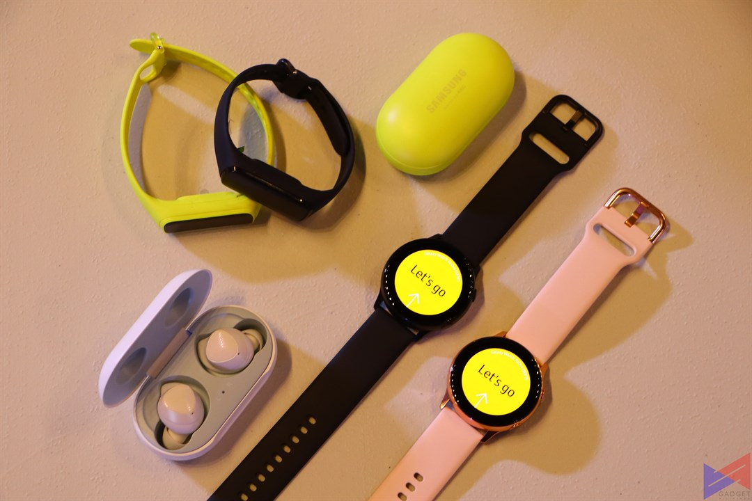 samsung wearables, Samsung Launches its Newest Lineup of Wearables in PH, Gadget Pilipinas, Gadget Pilipinas