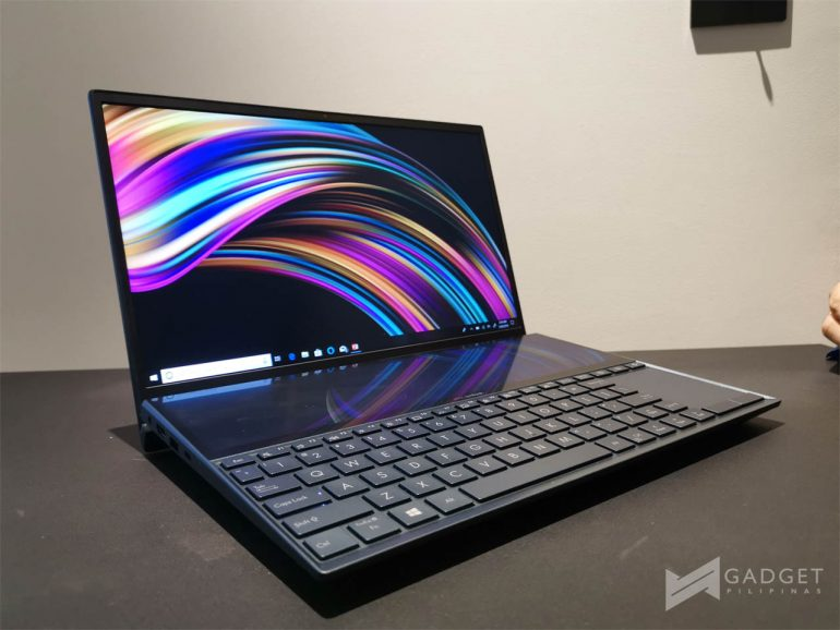 asus foldable, ASUS is working on a laptop with foldable display, Gadget Pilipinas