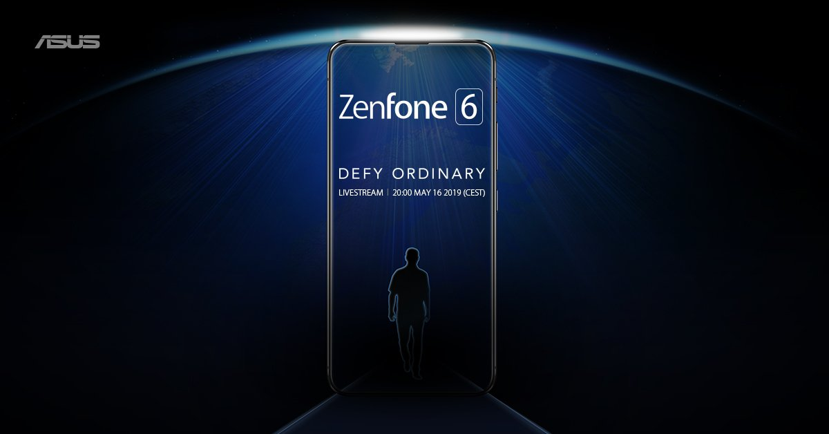 ASUS ZenFone 6 launch date, ASUS ZenFone 6 hints at full-screen display, launch date announced, Gadget Pilipinas