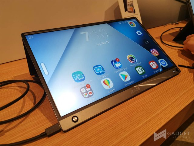 ASUS ZenScreen Touch, Portable monitor, the ASUS ZenScreen Touch is unveiled, Gadget Pilipinas, Gadget Pilipinas