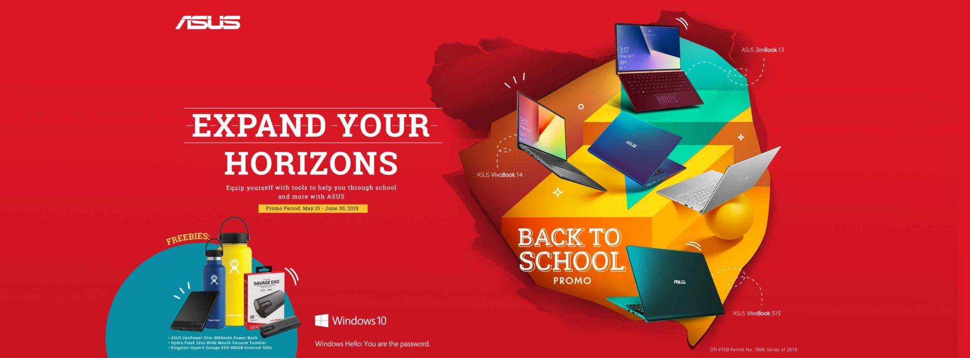asus back to school promo, ASUS Announces its Back to School Deals!, Gadget Pilipinas