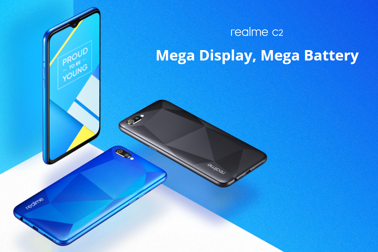 Realme C2 Coming to PH this June!