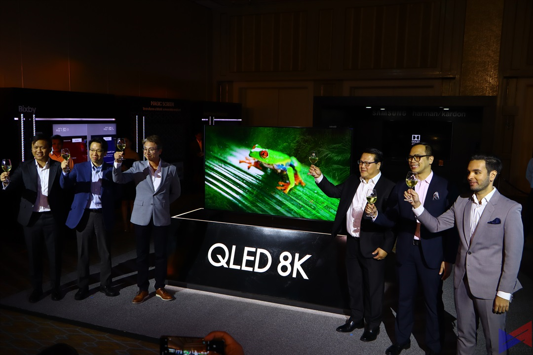 samsung 8k qled tv, Samsung Just Launched a 98-inch QLED 8K TV in PH!, Gadget Pilipinas, Gadget Pilipinas