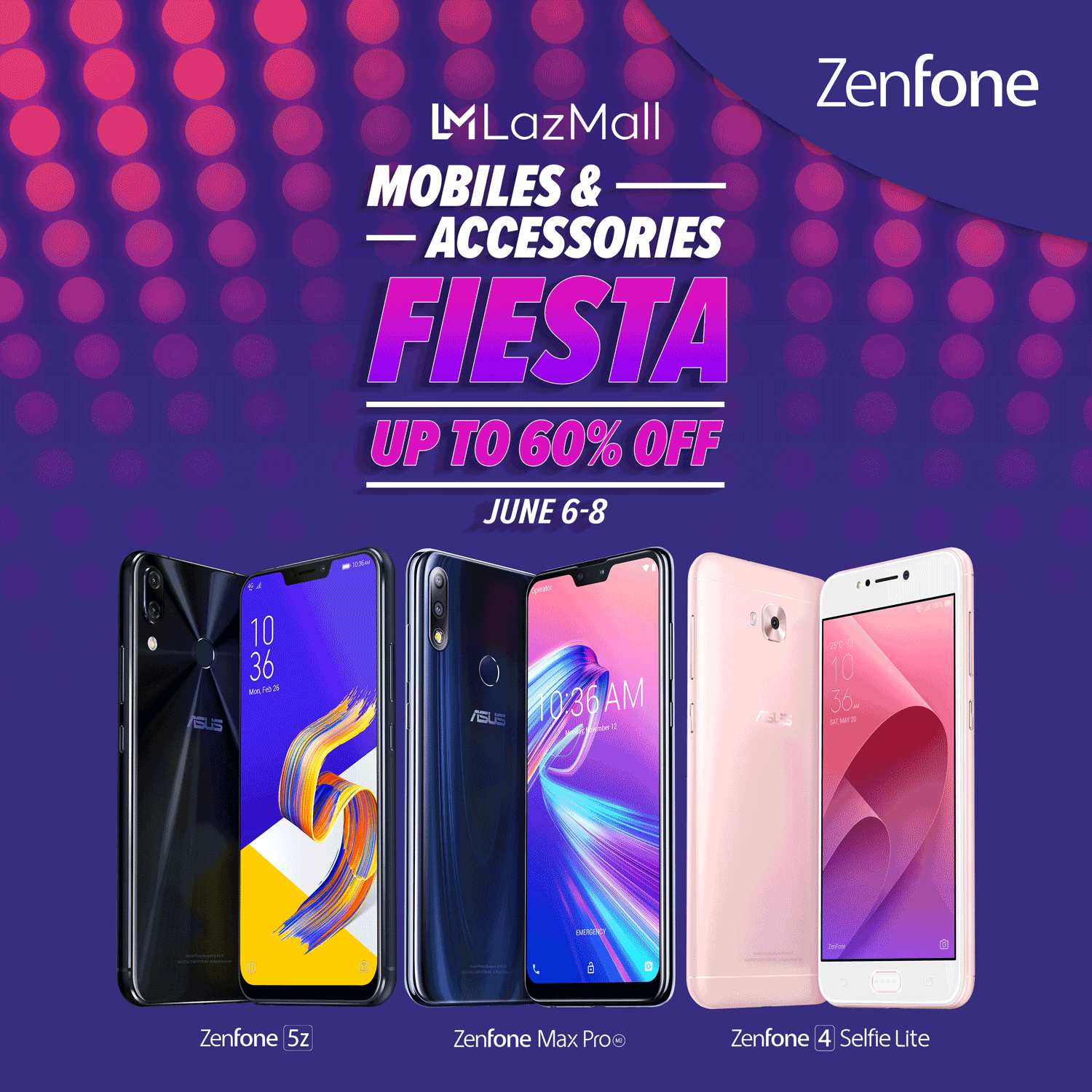 asus zenfone lazada, Get Incredibly Awesome Deals on Select ZenFones and ZenPower Products in Lazada!, Gadget Pilipinas