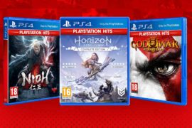 new playstation hits
