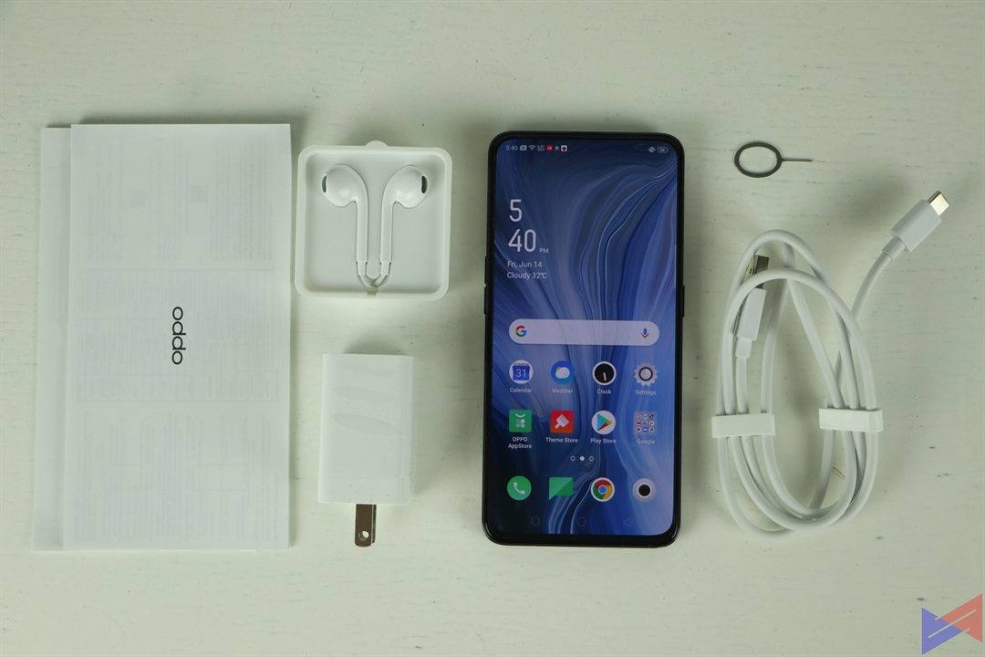 oppo reno, OPPO Reno Unboxing and First Impressions, Gadget Pilipinas