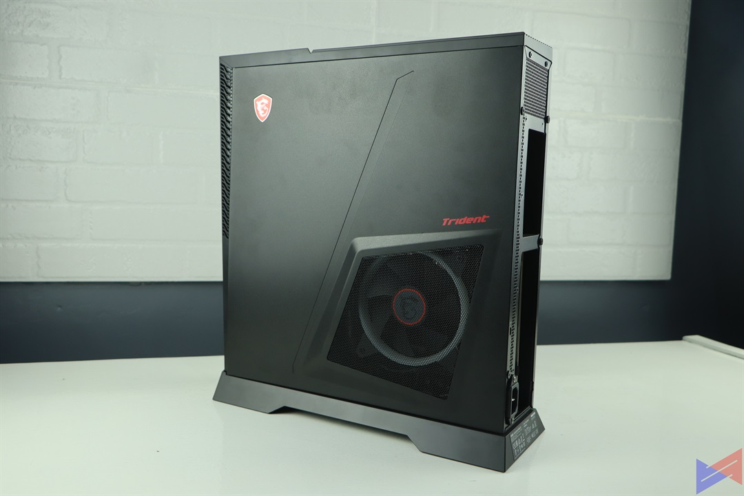 msi trident x plus, MSI Trident X Plus Gaming Desktop Quick Review: The Sexy Beast is Out, Gadget Pilipinas