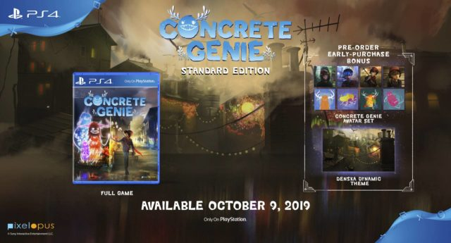 """concrete genie release date and price, PS4 Exclusive """"Concrete Genie"""" local release date and price confirmed, Gadget Pilipinas, Gadget Pilipinas"""