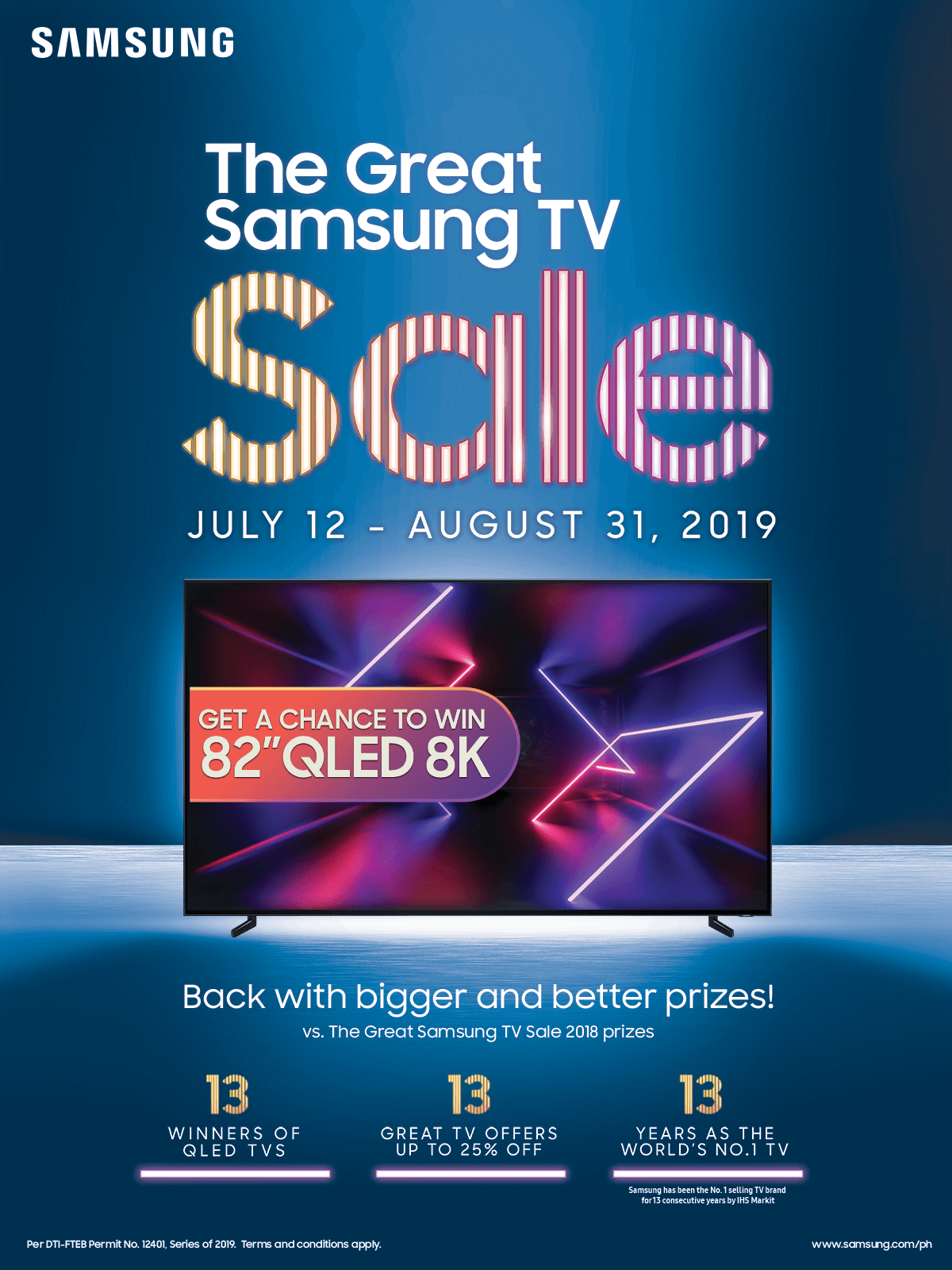 Get a Chance to Win Amazing Prizes at the Great Samsung TV Sale!