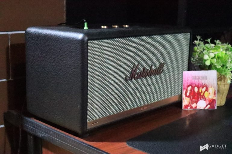 Marshall Stanmore II Voice 1