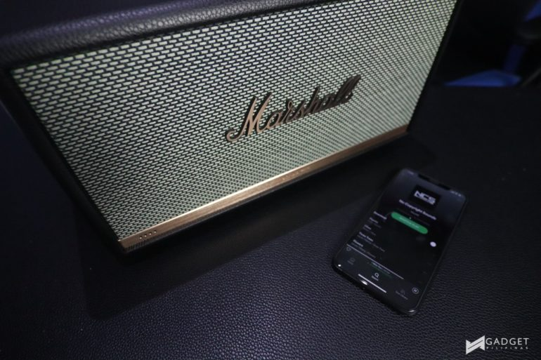 Marshall Stanmore II Voice 11