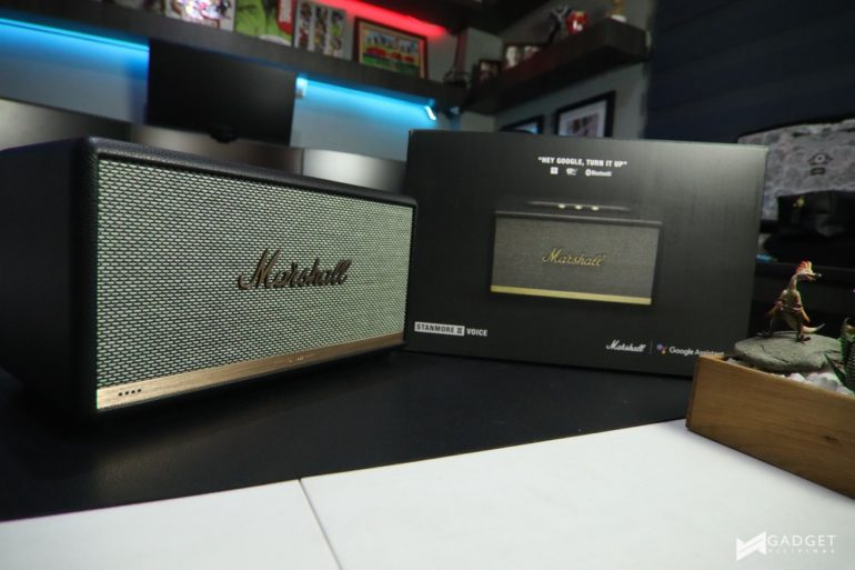Marshall Stanmore II Voice 12