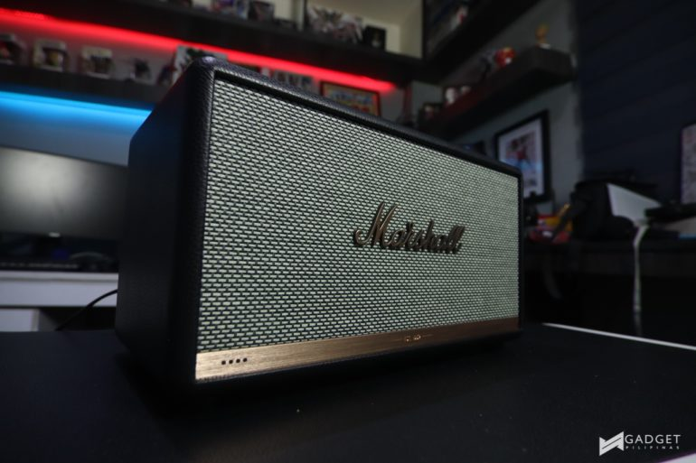 Marshall Stanmore II Voice 4