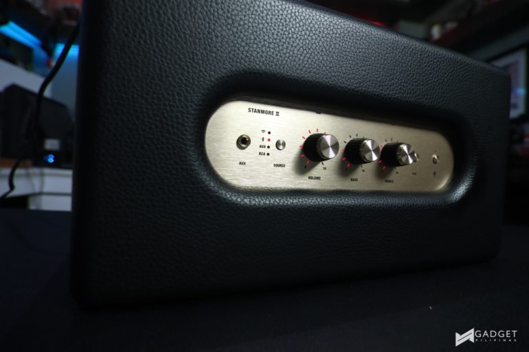 Marshall Stanmore II Voice 7