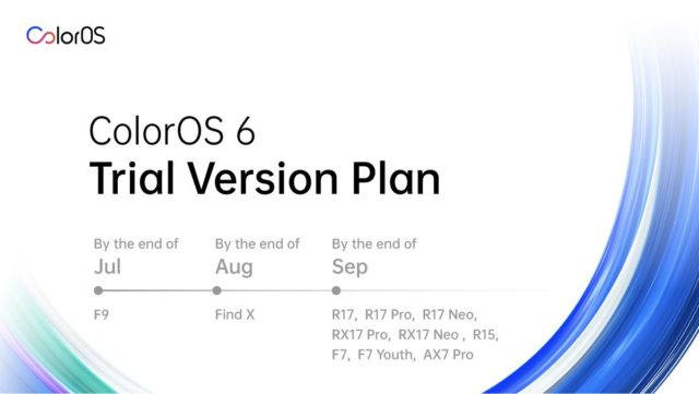 ColorOS 6 OPPO F9, OPPO Announces Android Pie-Based ColorOS 6 Open Beta for OPPO F9!, Gadget Pilipinas