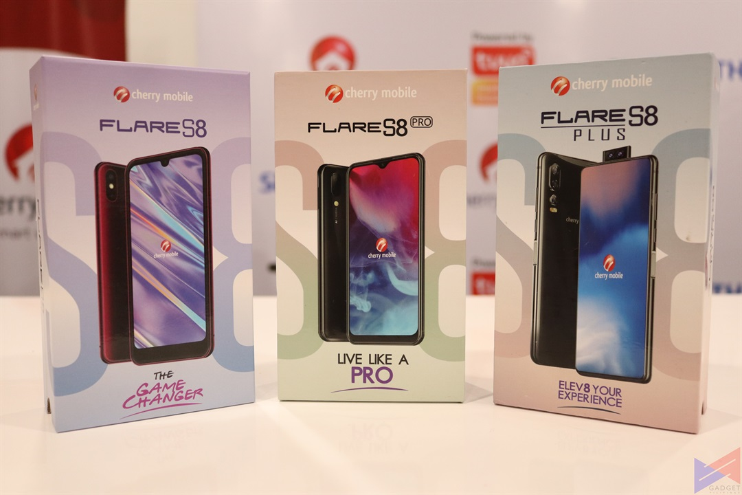 flare s8 series