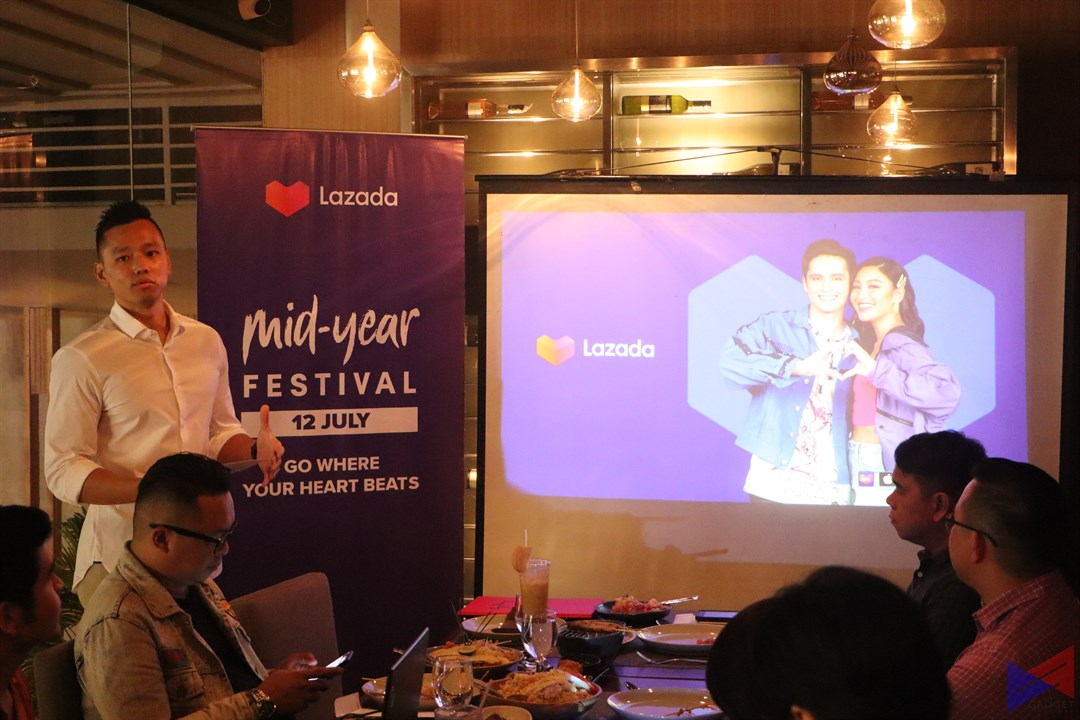 lazada mid-year festival, Lazada Announces its First-Ever Mid-Year Sale, Launches New Ambassadors!, Gadget Pilipinas, Gadget Pilipinas
