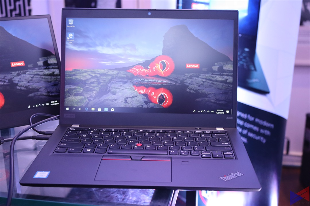 lenovo thinkpad, Lenovo Launches its Newest ThinkPads and Monitors in PH, Gadget Pilipinas