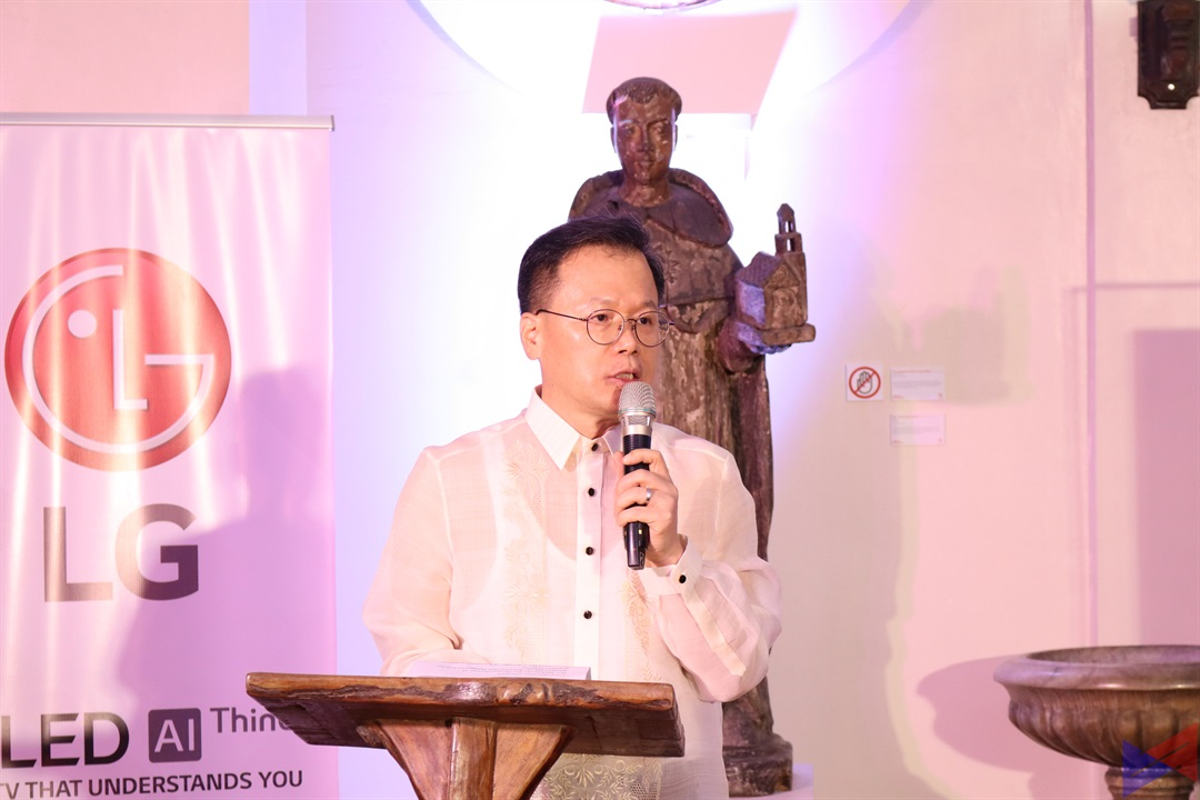 LG OLED TV, LG and Intramuros Admin Partner Up for a Creative Way of Showcasing History, Gadget Pilipinas