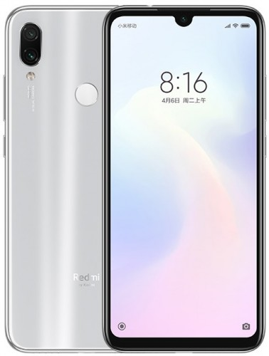 Redmi Note 7 and Note 7 Pro Has a New Color: Mirror Flower Water Moon