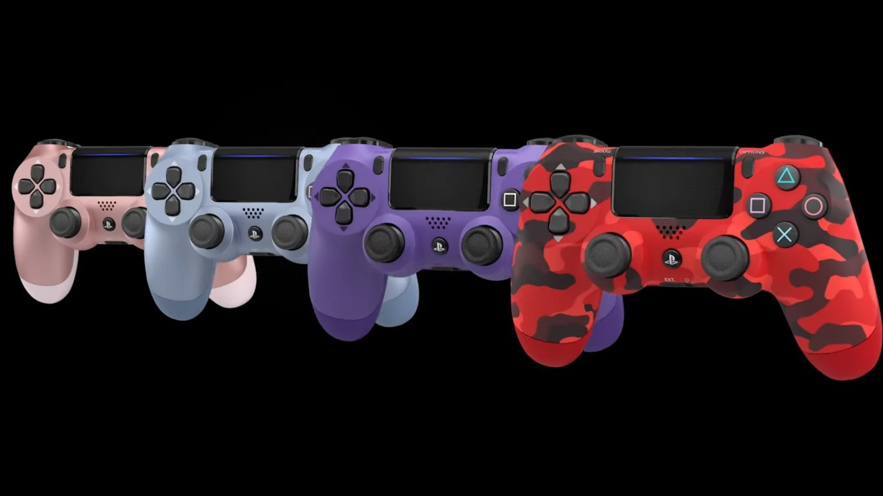 New Limited Edition Dualshock 4 Controllers Local Price and Release Date Revealed
