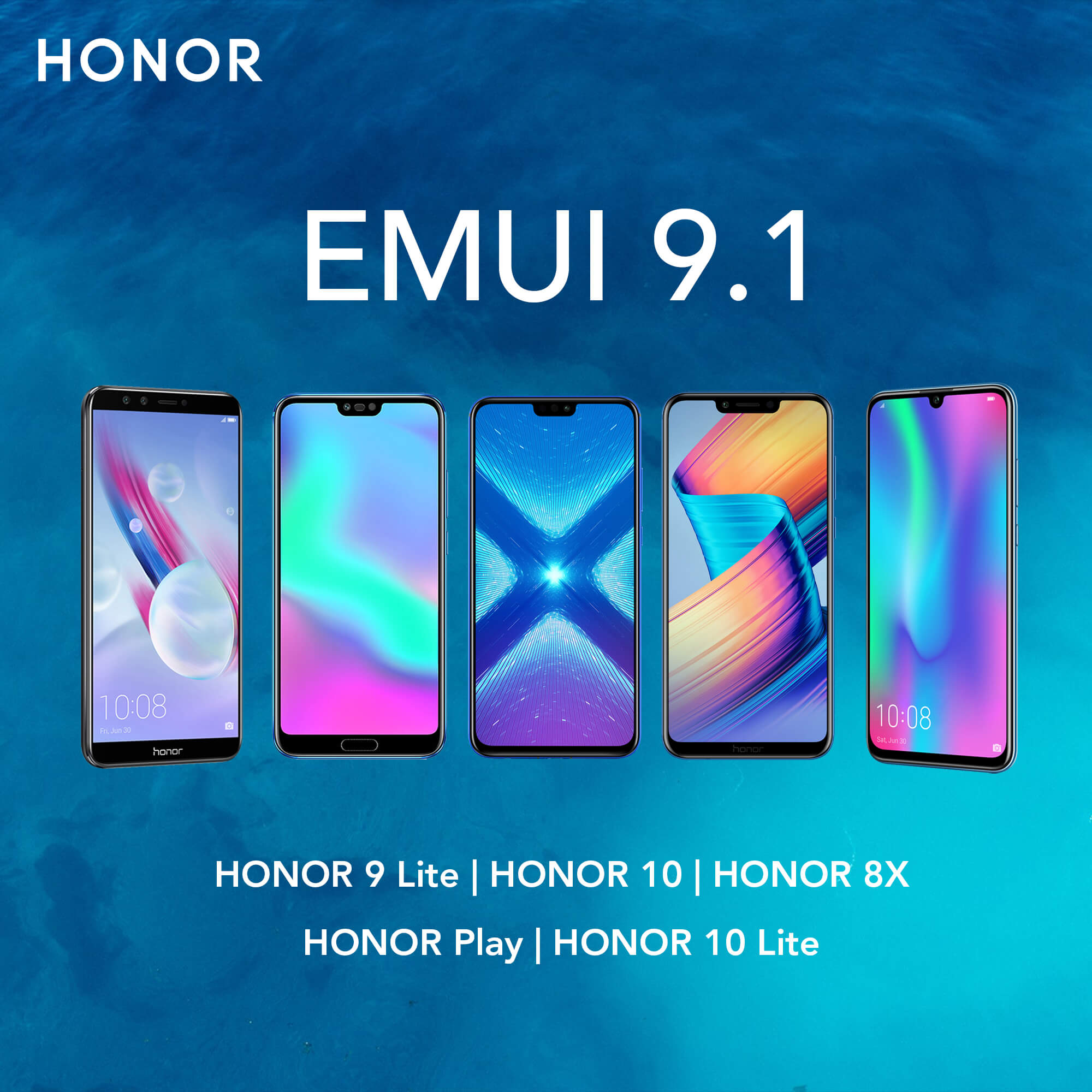 EMUI 9.1 HONOR, EMUI 9.1 Coming to Select HONOR Devices this August!, Gadget Pilipinas, Gadget Pilipinas