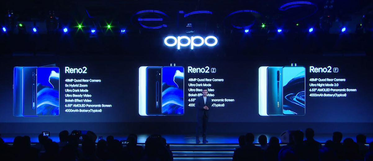 OPPO Reno2 Series, OPPO Launches Reno2 Series in India, Gadget Pilipinas, Gadget Pilipinas