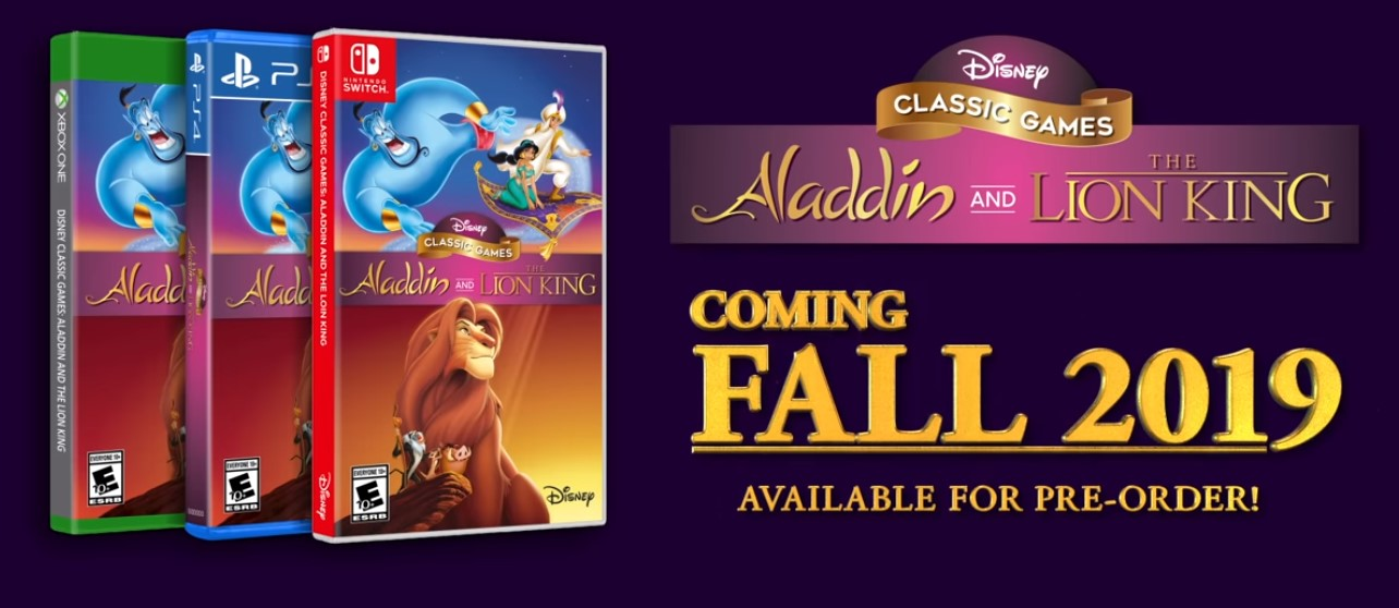 aladdin lion king remaster, Aladdin and The Lion King officially announced, releasing Fall 2019, Gadget Pilipinas
