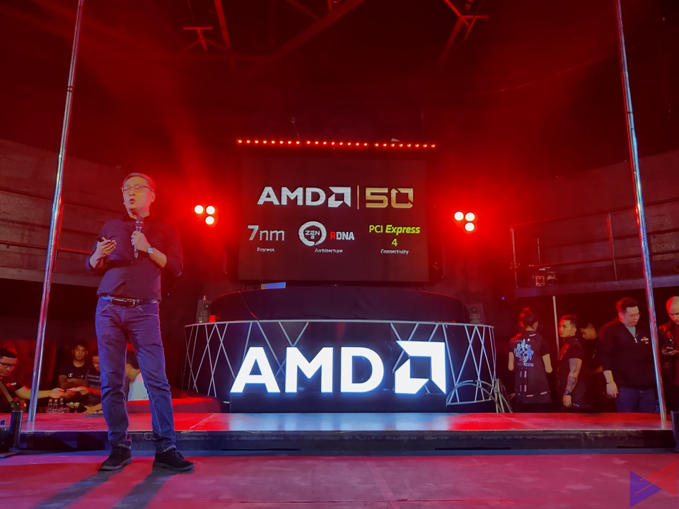 ryzen 3000, AMD Launches Third Generation Ryzen Processors and Radeon RX 5700 Series Graphics Cards in PH, Gadget Pilipinas