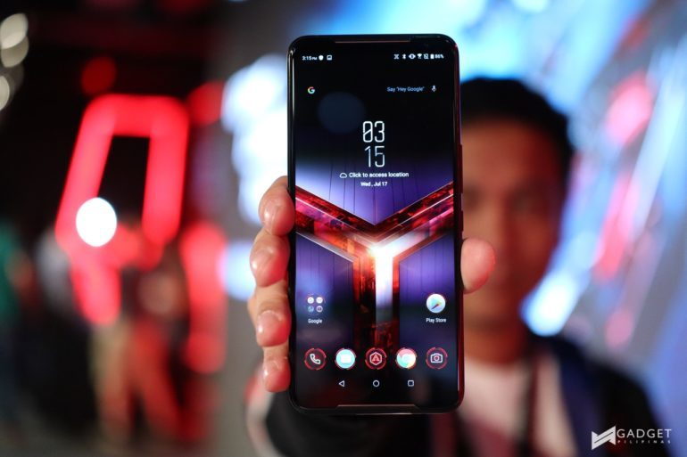 ASUS ROG Phone II 10000 units, 10,000 ASUS ROG Phone II units sold in 73 seconds!, Gadget Pilipinas