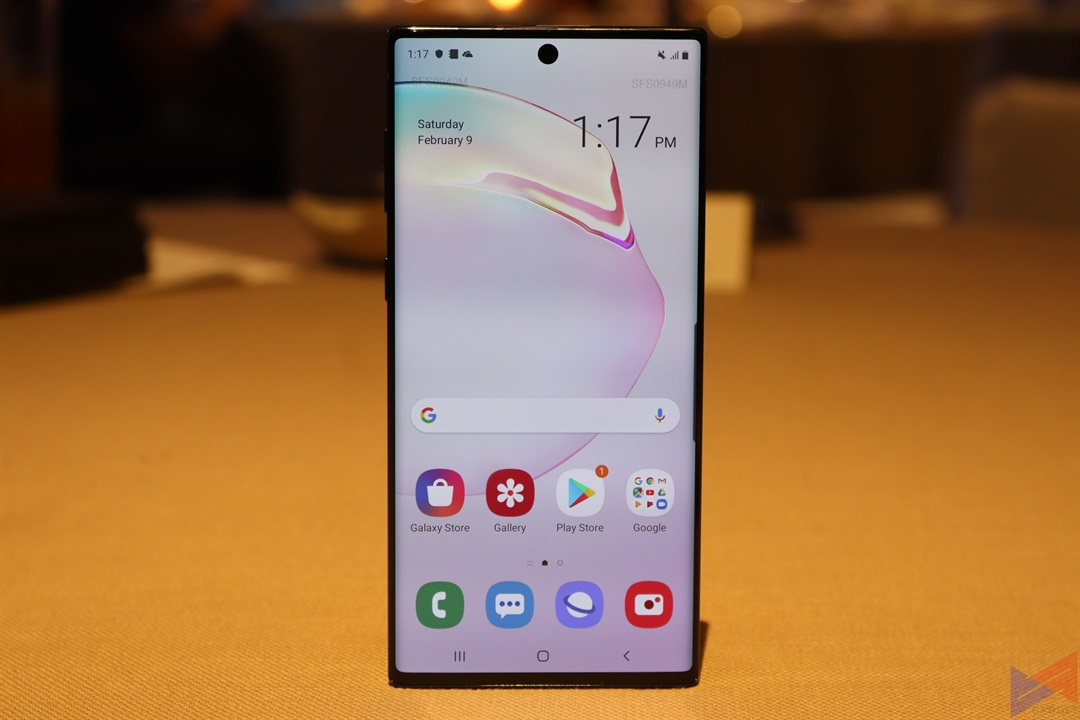 galaxy note 10, The Galaxy Note 10 is Mostly the Plus, Only More Compact, Gadget Pilipinas
