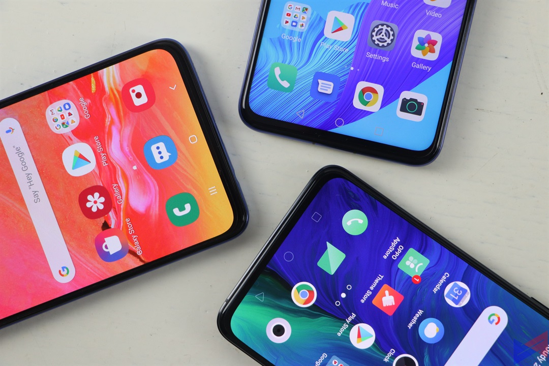 Huawei Nova 5T, Three-Way Battle: Huawei Nova 5T vs Samsung Galaxy A70 vs OPPO Reno, Gadget Pilipinas