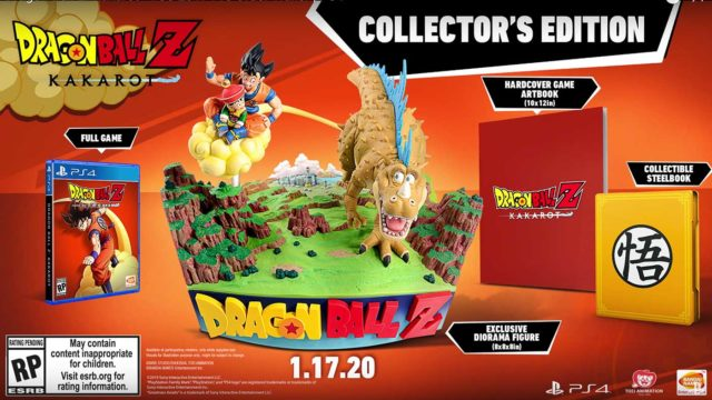 Dragonball Z: Kakarot release date Collectors Edition, Dragonball Z: Kakarot release date, Collectors Edition revealed, Gadget Pilipinas