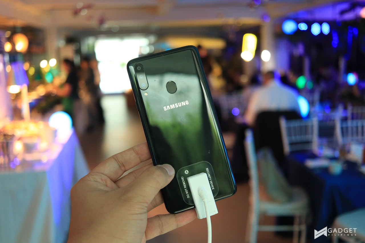 Samsung Galaxy A20s, Samsung Galaxy A20s is Now Official, Gadget Pilipinas, Gadget Pilipinas