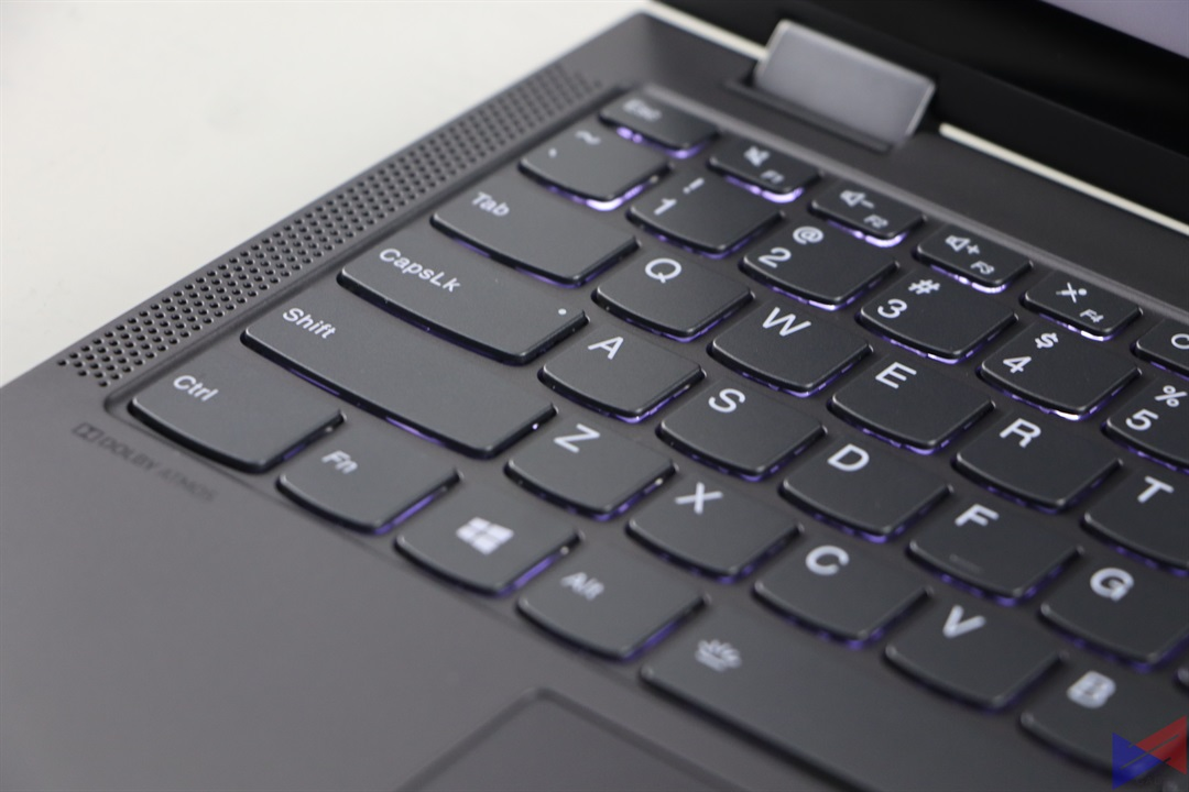 Lenovo Yoga C640 Keyboard