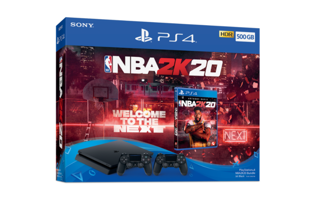 ps4 nba 2k20 bundle, NBA 2K20 PlayStation 4 bundle surfaces, local price and release date revealed, Gadget Pilipinas