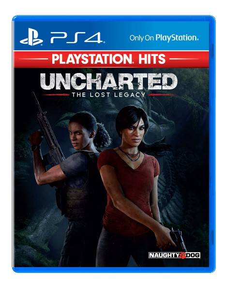 PS HITS Uncharted The Lost Legacy