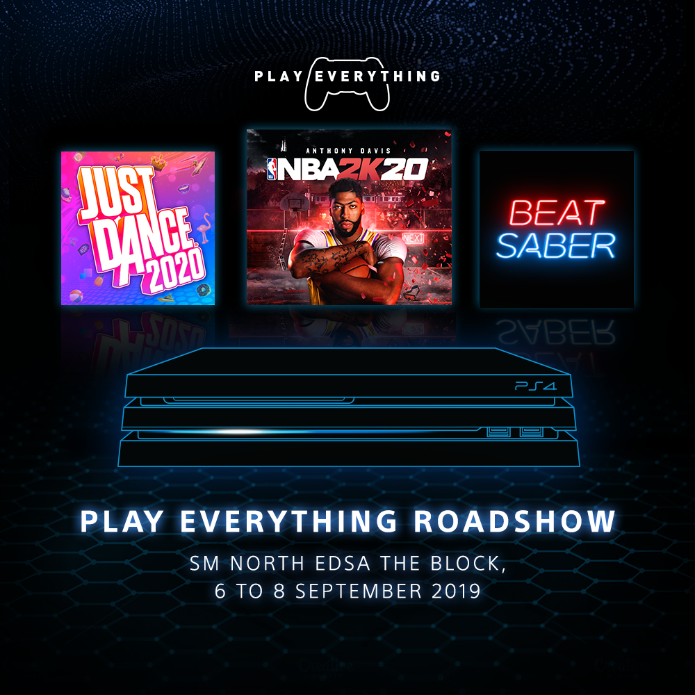 """play everything roadshow, Back to the Block as Sony PlayStation's """"Play Everything"""" roadshow kicks off this weekend, Gadget Pilipinas"""