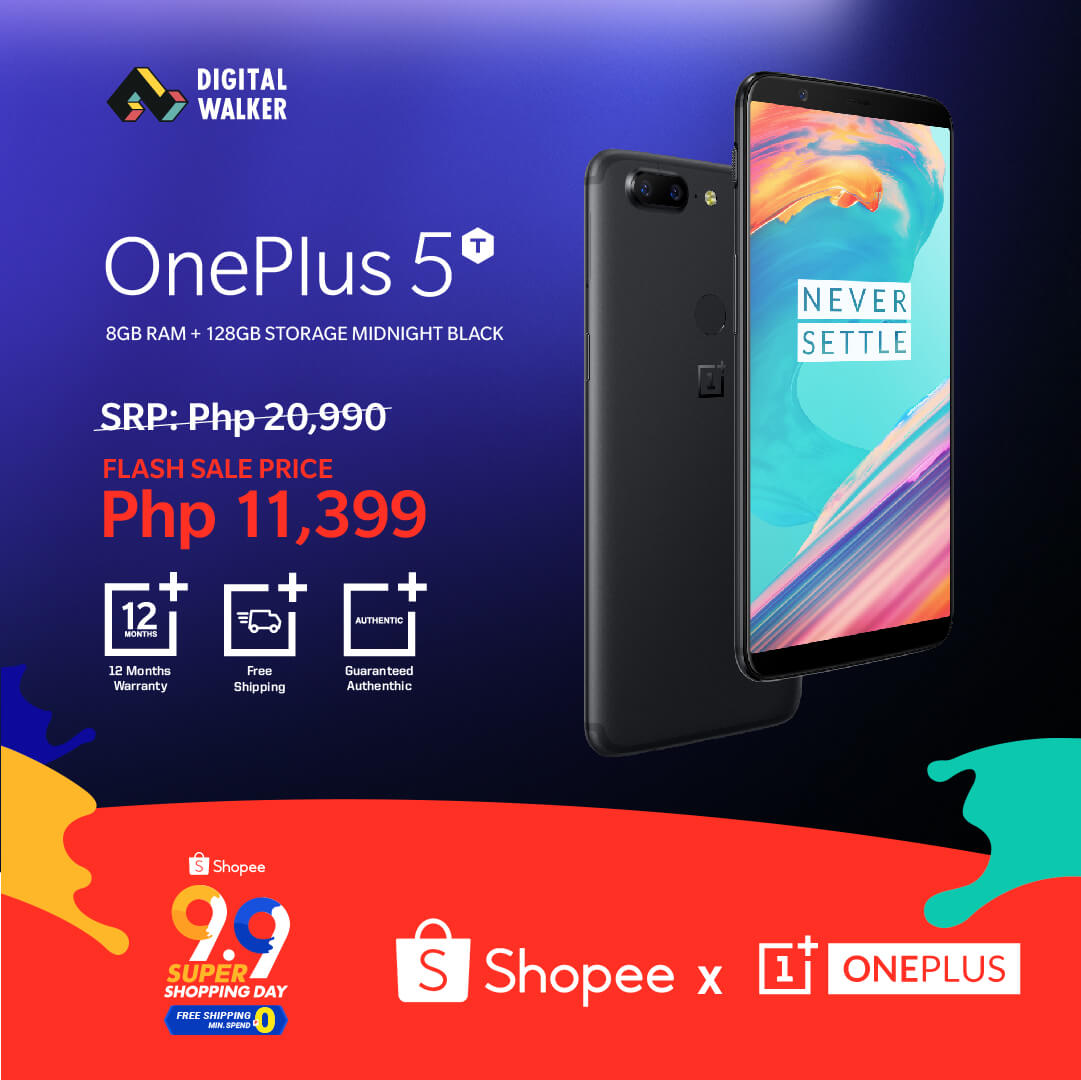 OnePlus Shopee 9.9, Get Huge Discounts on Select OnePlus Smartphones in Shopee's 9.9 Super Shopping Day Sale!, Gadget Pilipinas, Gadget Pilipinas